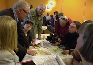 Konfliktmægling og kulturarv i byplanlægning – evaluering