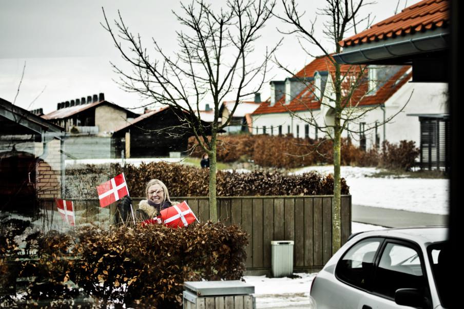 """""""Er du en god nabo?"""" Artikel 21. februar 2013 i Søndagsavisen"""